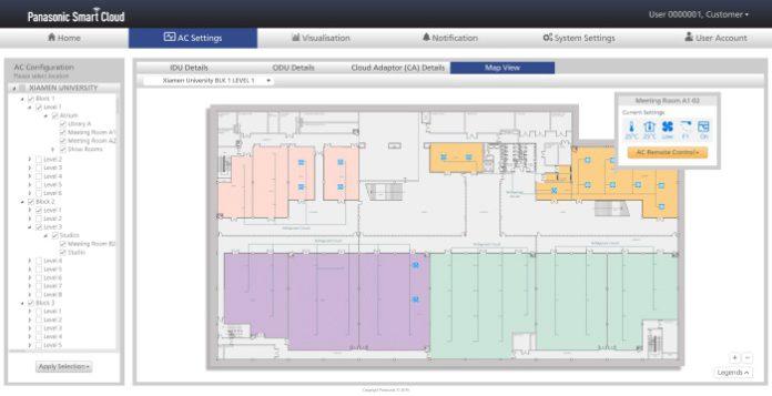 ac-smart-cloud-la-ultima-novedad-de-panasonic-para-el-control-de-los-sistemas-de-climatizacion
