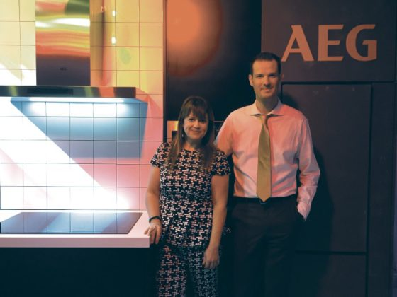 AEG presenta su nueva gama Mastery