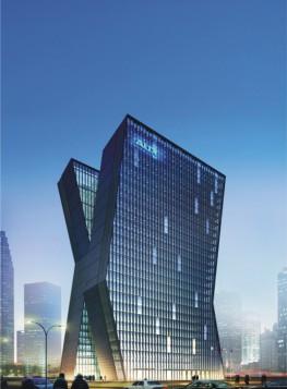 AUX Building