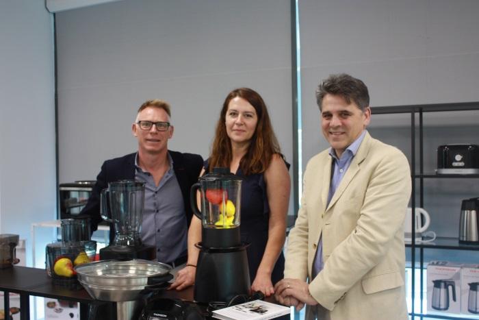 Admea presenta sus marcas en un atractivo showroom celebrado en Madrid