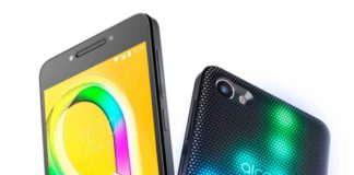 Alcatel A5 LED, el primer smartphone con carcasa LED interactiva