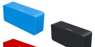Altavoz Bluetooth Sunstech SPUBT780, con 12 h de autonomía