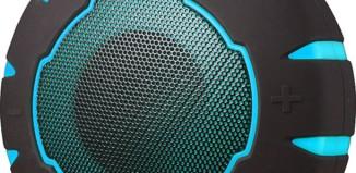 Altavoz portátil Sunstech SPBTAQUA, resistente al agua y el polvo