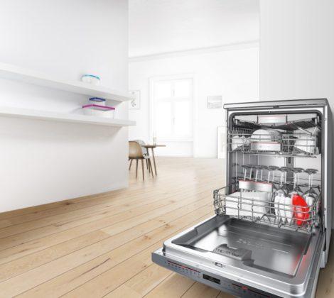 Bosch promociona sus lavavajillas con Zeolitas