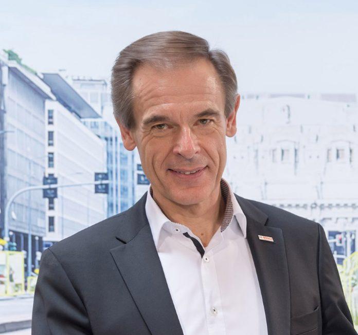 Bosch CEO