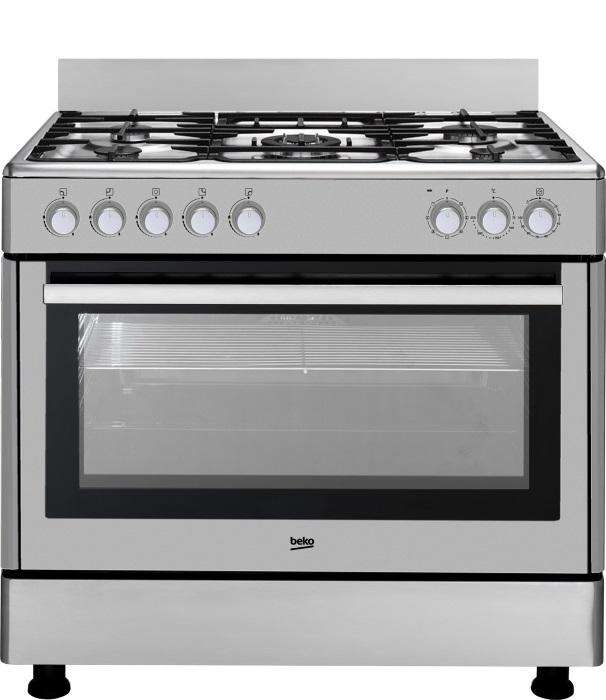 cocinas semi profesionales beko de 90 cm