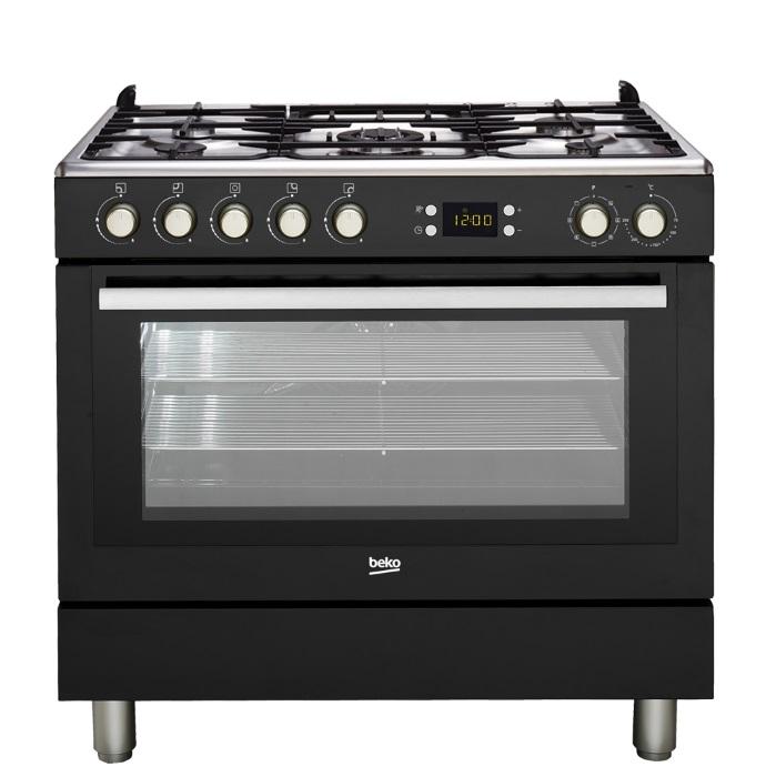 Cocinas semi profesionales beko de 90 cm - Cocina de gas beko ...
