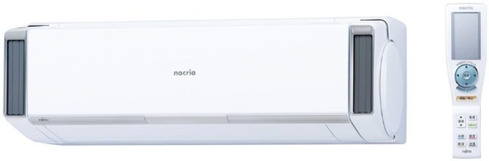 Con Nocria X Fujitsu cambia las reglas del aire acondicionado