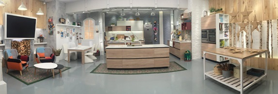 Cocina Con Bruno | Conforama Equipa Con Mobiliario De Cocina Los Programas De Karlos