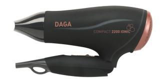 Daga entra en el sector del cuidado del cabello con sus nuevos secadores HD-2200I