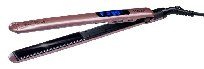 Daga presenta nuevas planchas de nanocerámica en su gama Flexy-Heat Personal Care, HS-100