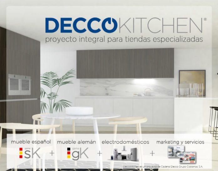 Deccokitchen, una opción de futuro para el especialista de cocina