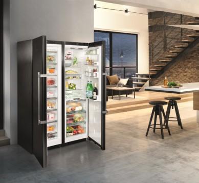 Dos frigoríficos de Liebherr, galardonados con un iF Design Award,