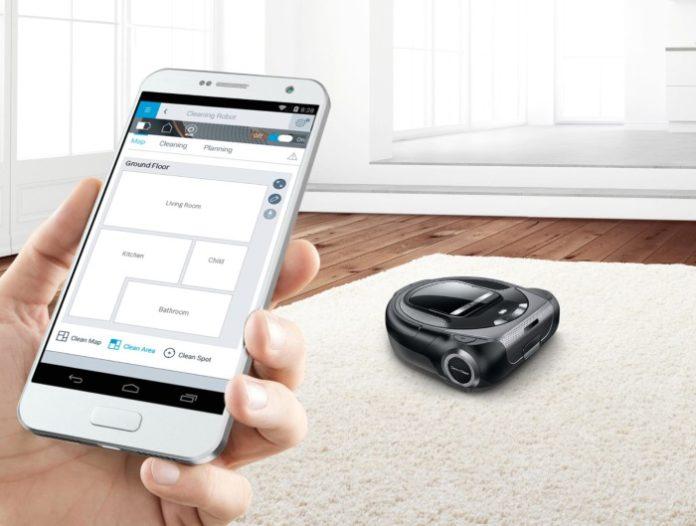 El futuro de los aspiradores visto por Bosch