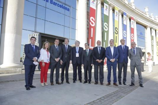 El ministro de Fomento inaugura el SIL 2017