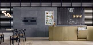 Electrodomésticos sin tirador ArtLine de Miele, para una perfecta integración en el hogar