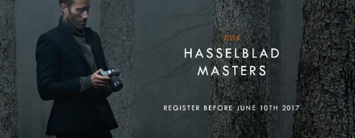 En marcha el concurso Hasselblad Masters 2018
