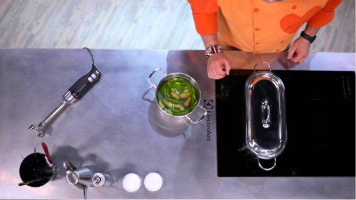Encimera Flexibridge de Electrolux