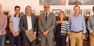 Energy Sistem equipará el laboratorio de la Escuela Politécnica Superior de la Universidad de Alicante
