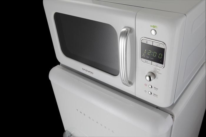 Nuevo microondas de daewoo - Microondas de diseno ...