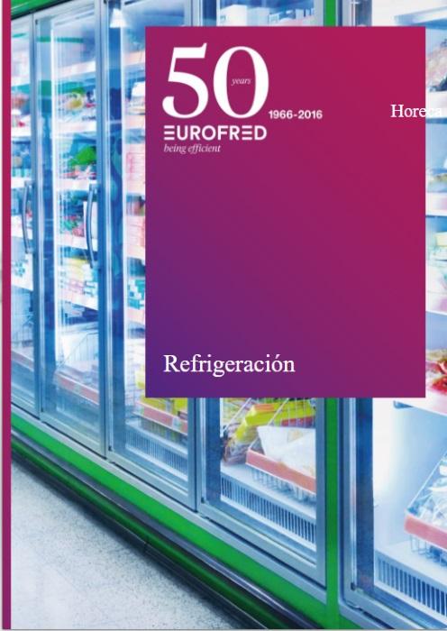 Eurofred presenta su nuevo catálogo de refrigeración comercial