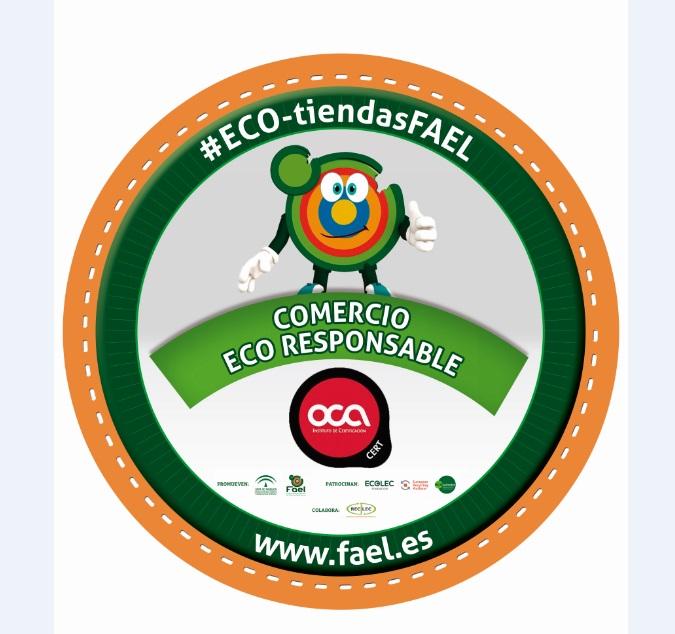 FAEL reconoce las buenas prácticas ambientales de 15 tiendas asociadas a Activa Sur, certificado