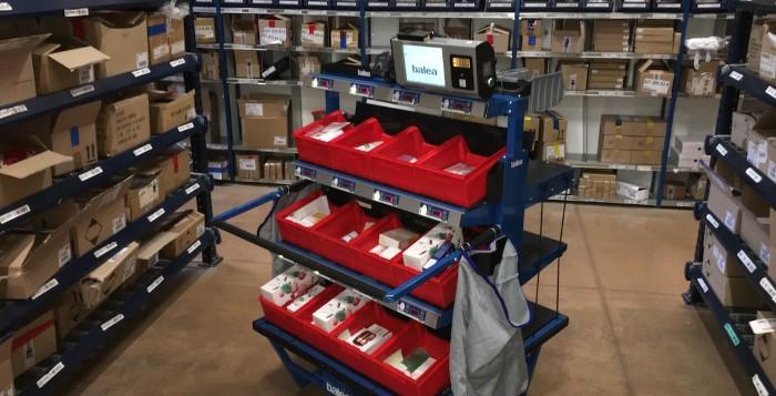 FM Logistic optimiza el procesamiento de los pedidos online