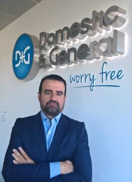 Fernando Viñuales, nuevo international retail director de Domestic&General