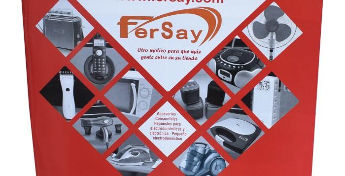 Fersay estrena catálogo de marca propia