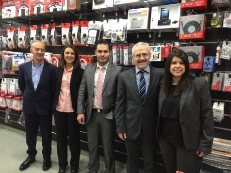 Fersay inaugura una nueva tienda en Madrid