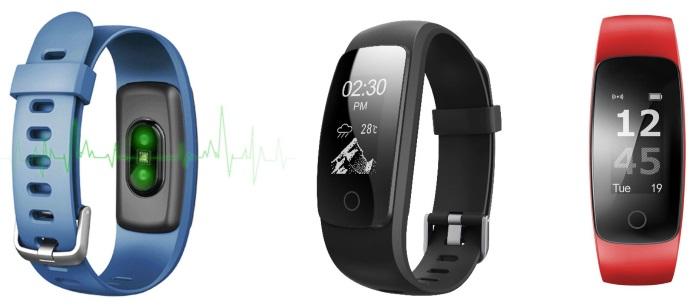 Fitlife PRO de Sunstech, smartband con sensor cardíaco