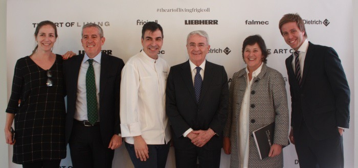 "Frigicoll presenta ""The Art of Living"", su nuevo espacio en pleno centro de Madrid"