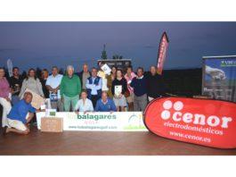 Golf Cenor Ganadores Balagares