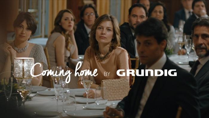 """Grundig celebra el éxito de """"Bienvenido al Hogar"""""""