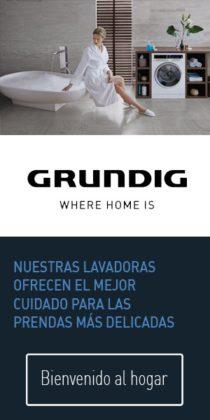 """Grundig celebra su campaña """"Bienvenido al Hogar"""""""