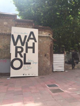 Grundig, colaborador de lujo en el Festival LOOP, catel Andy Warhol