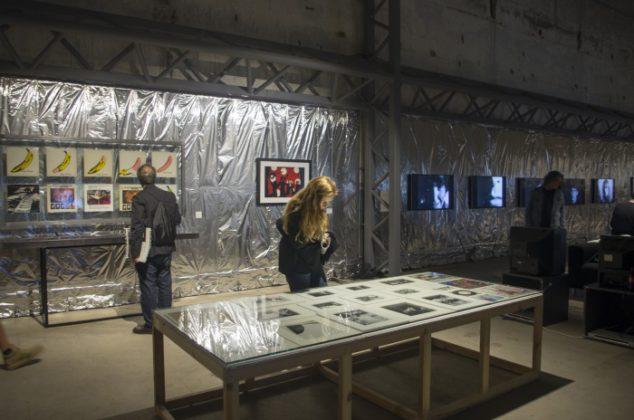 Grundig, colaborador de lujo en el Festival LOOP, exposición Andy Warhol
