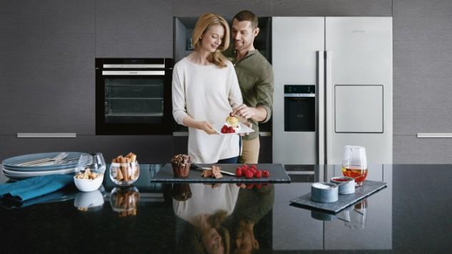 Grundig lanza una nueva campaña digital a nivel internacional, imagen ambiente cocina