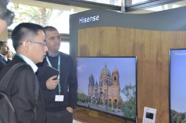 Hisense celebra el lanzamiento europeo de sus nuevas gamas de televisores, frigoríficos y smartphones