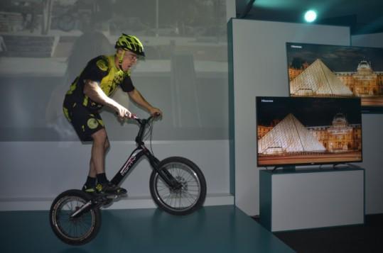 Hisense celebra en Barcelona el lanzamiento europeo de sus nuevas gamas de televisores, frigoríficos y smartphones,