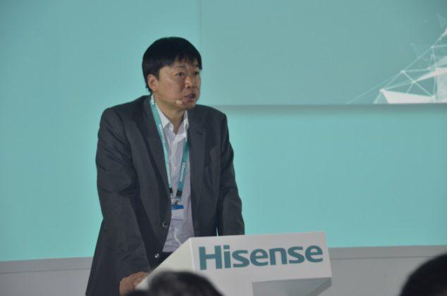 Hisense celebra en Barcelona el lanzamiento europeo de sus nuevas gamas de televisores, frigoríficos y smartphones