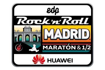 Huawei vuelve a patrocinar el EDP Rock�n�Roll Madrid Maratón&½