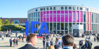 IFA 2017- Eingang Süd -