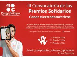 III Convocatoria Premios Solidarios Cenor