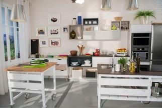 Conforama equipa con mobiliario de cocina los programas de - Mesas de cocina conforama ...