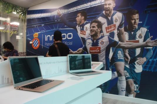 InnJoo presenta sus nuevos productos en un completo showroom organizado por Interbox,