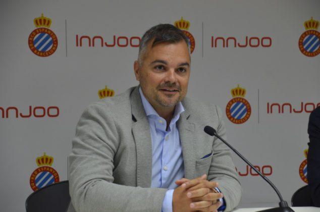 InnJoo renueva cuatro temporadas más el patrocinio del RCD Espanyol