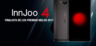 Innjoo, finalista en los premios Melco por segundo año consecutivo
