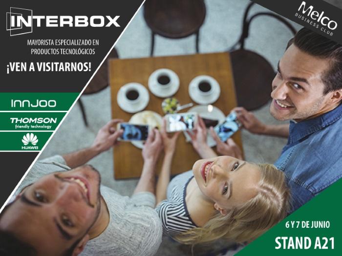 Interbox presente un año más en Melco