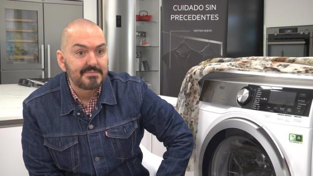 Juan Duyos, diseñador y embajador de marca de AEG
